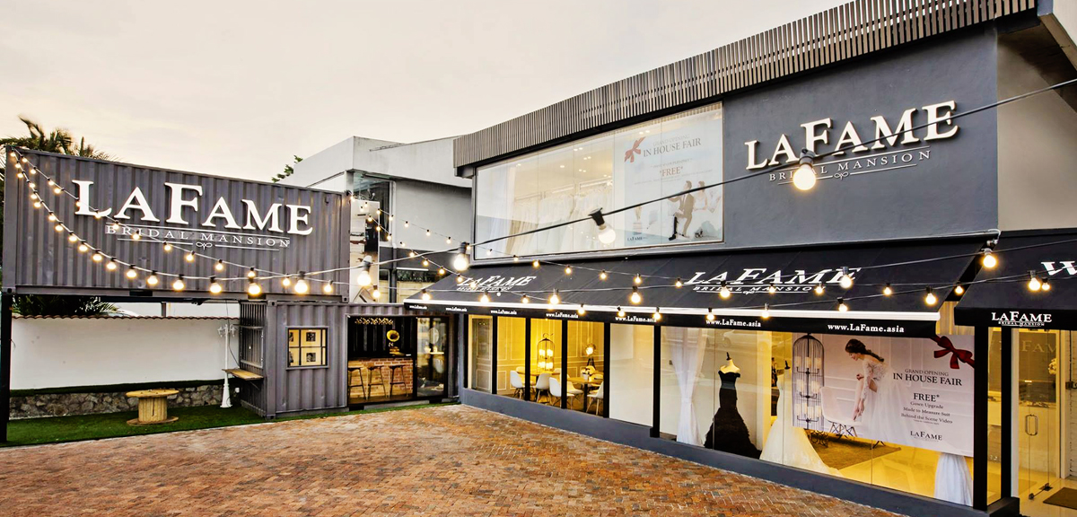 LaFame Bridal Mansion ( KL , SS2 Branch )