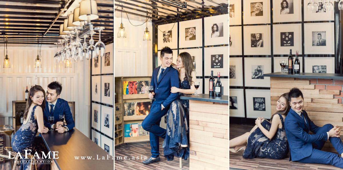 LAFAME prewedding KL studio 012
