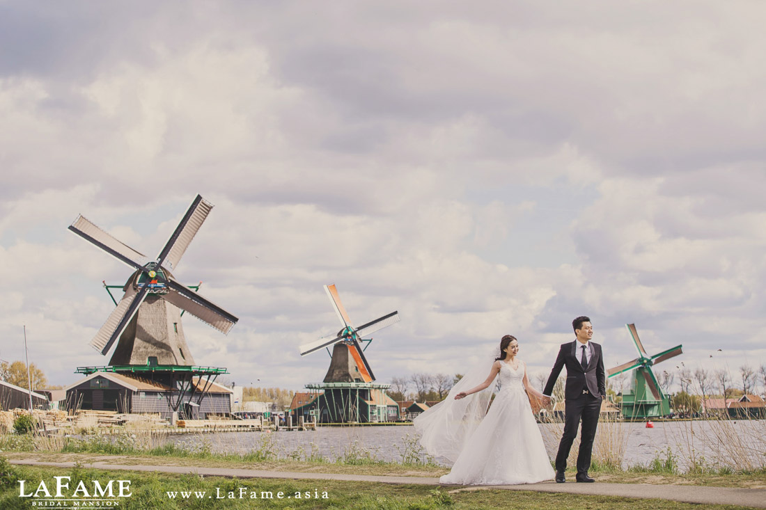005Amsterdam windmill tulip lafame gallerie ck 005022_1