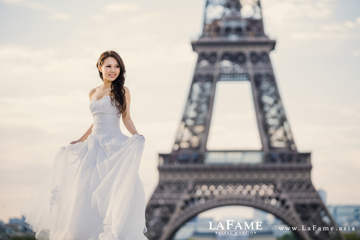 Paris Europe Prewedding Gallerie CK Lafame Paul 001