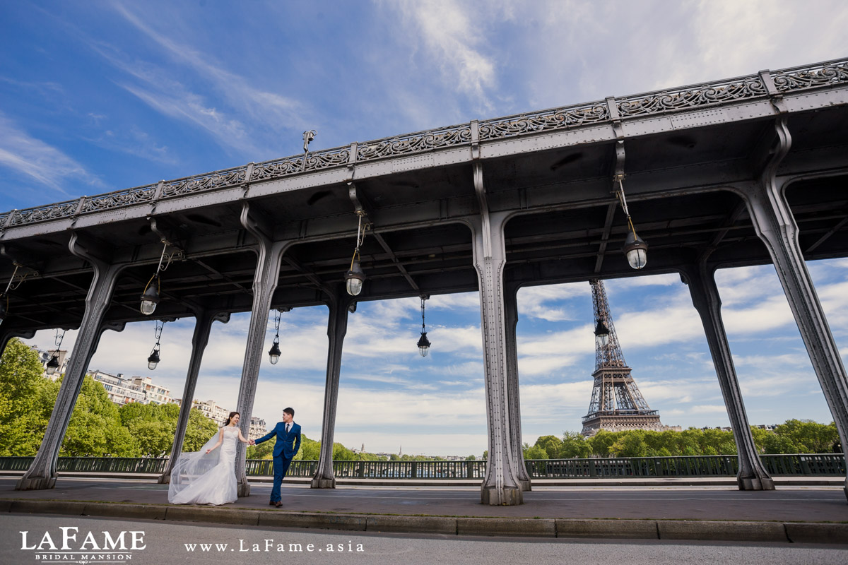 Paris Europe Prewedding Gallerie CK Lafame Paul 004