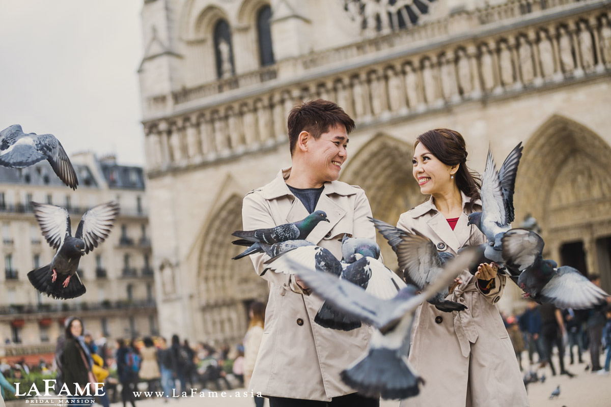 Paris Europe Prewedding Gallerie CK Lafame Paul 005