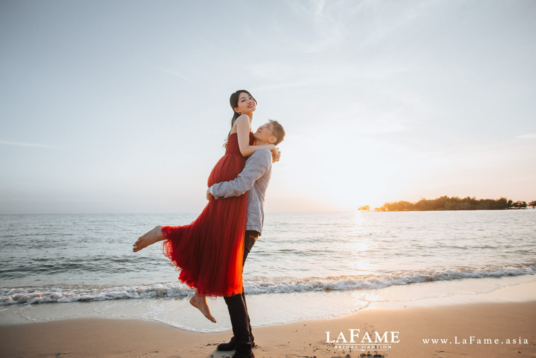 koh samui prewedding photography lafame_1