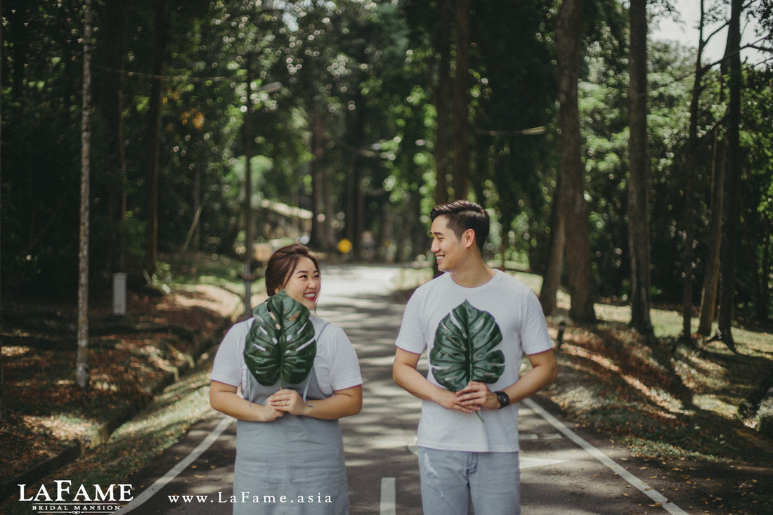 Prewedding . Casual . Ks & Pui Ing _1