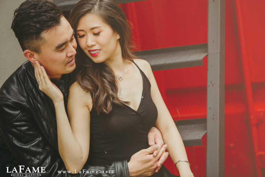 Prewedding . Denise & Eddie5_1