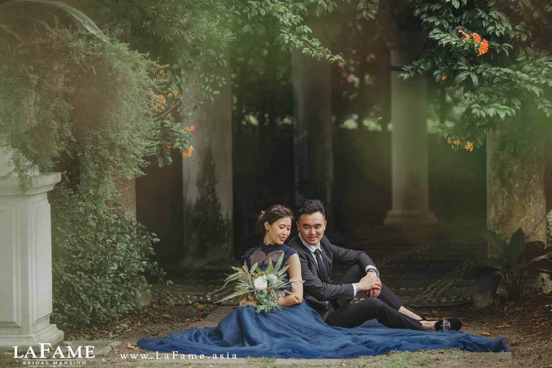 Prewedding . Denise & Eddie7_1