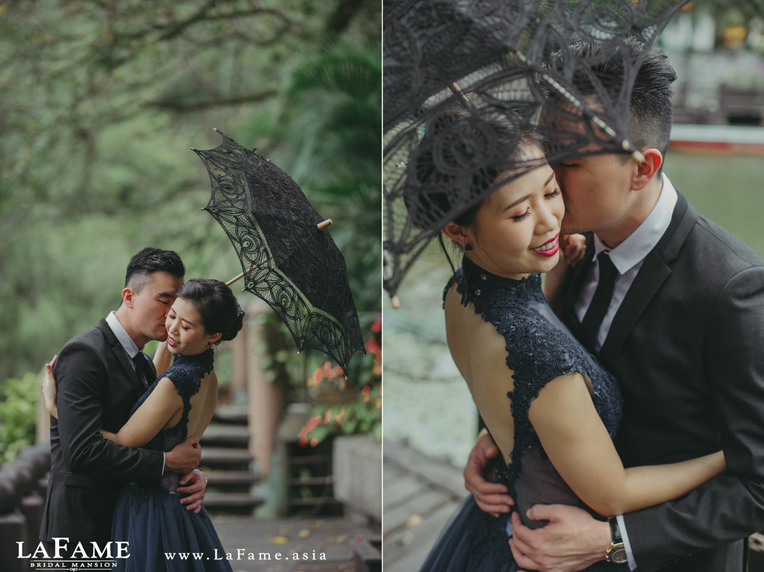 Prewedding . Denise & Eddie8_1