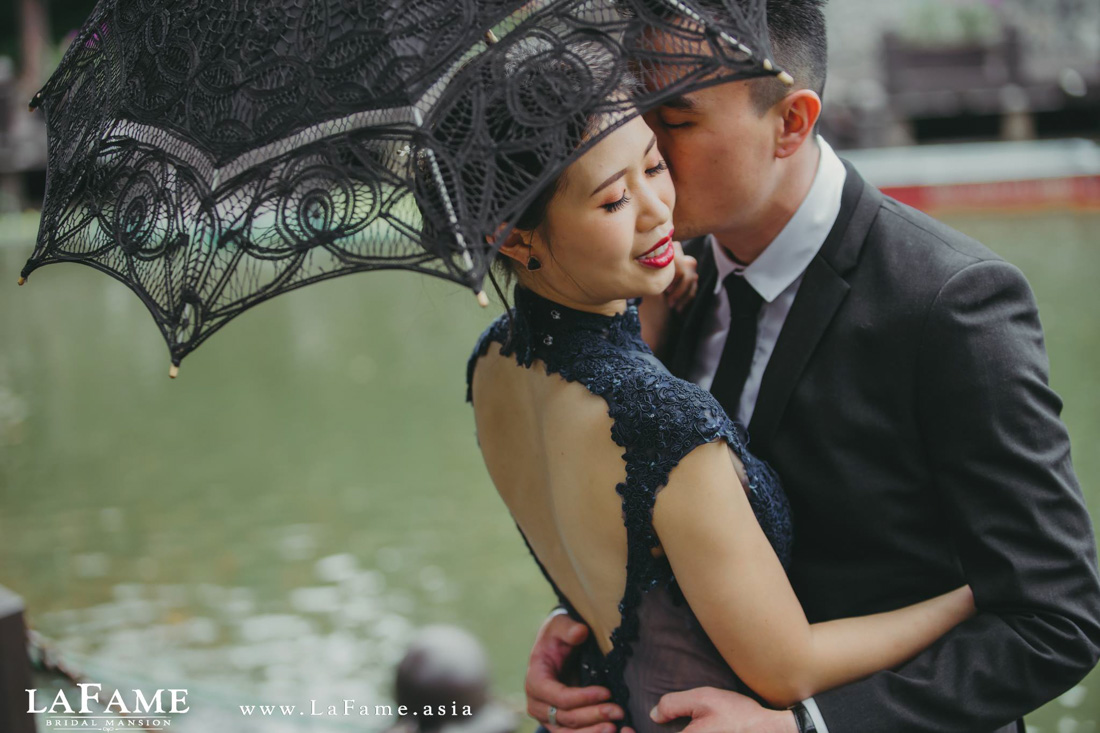 Prewedding . Denise & Eddie9_1
