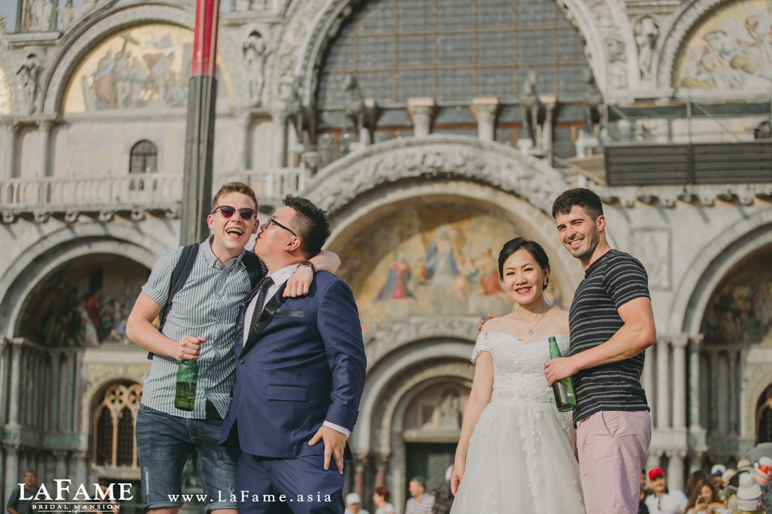 Prewedding. Amazing Eastern Europe . KT & Li Wei 4_1