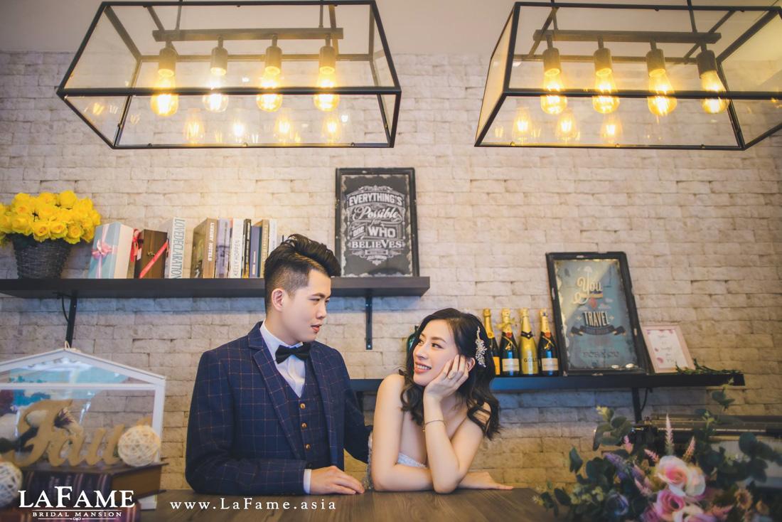 Prewedding. Keith & Mina4_1