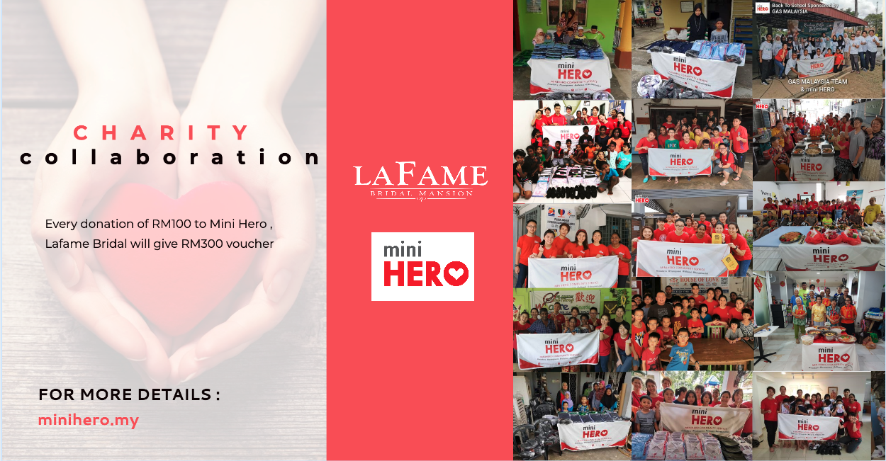 lafame charity mini hero