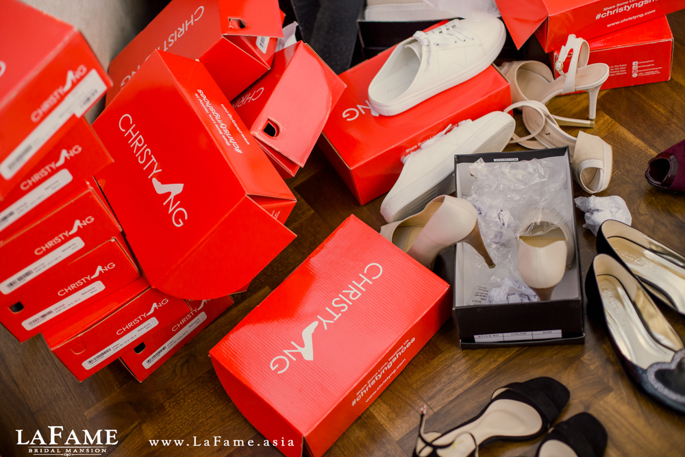 Lafame x ChristyNg Shoes